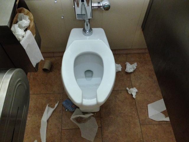 dirty restroom 4